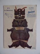 Le RHINOCEROS N° 9 Publicité Blédine JACQUEMAIRE à VILLEFRANCHE-Sur-SAÔNE - Advertising