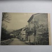 07 - BARNAS   - Vue Générale De La Rue Principale - France