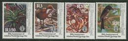 SEYCHELLES 1992 Fauna MNH - Seychelles (1976-...)