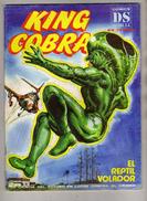 King Cobra - N° 6 - El Reptil Volador-La Espada Del Samurai-Morgyn El Poderoso-Huck Mc Fee-El Valle Del Terror - Manga
