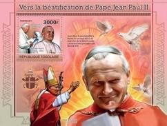 Togo 2011, Towards Beatification Pope J. Paul II, Mother Teresa, BF