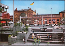 Germany Bonn / Hauptbhnhof / Main Railway Station - Bonn