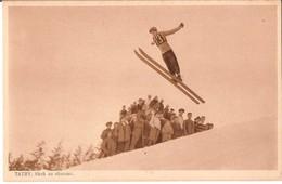 (ski) Compétition De Saut Dans Les Tatras, 1931, SUP. - Sports D'hiver