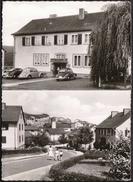 Germany Bad Hersfeld 1962 / Restaurant Eichhof / Cars VW Buba - Hotel's & Restaurants