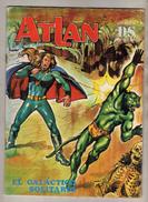 Atlan - El Galactico Solitario - Diaman Contra Los Ladrones De Joyas - Marino - Manga