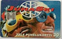FINLAND Chip Card Sport - Finland