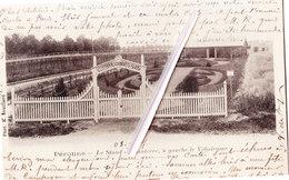 PERONNE - Le Stand Du Santerre, à Gauche Le Vélodrome - Superbe Carte Circulée En 1903 - Peronne
