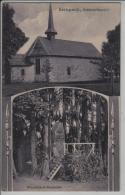 Sempach, Schlachtkapelle - Winkelried-Denkmal - Stempel: Metz - LU Lucerne