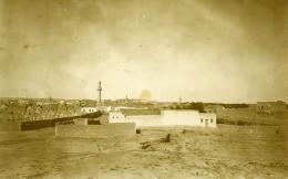 Syrie Sous Mandat Militaire Français Deir EzZor Panorama Ancienne Photo 1928 - Guerre, Militaire
