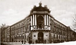 Yougoslavie Croatie Zagreb Cercle Des Paysans Croates Ancienne Photo Soubre 1930 - Places