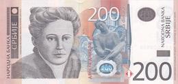 Serbia 200 Dinara 2005 - UNC - Serbie