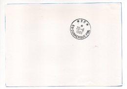 Cachet Manuel  DUNKERQUE Ppal--59--1983--Mention P.P --sur Fragment De Lettre - Marcophilie (Lettres)
