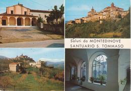 MONTEDINOVE Vedutine: Santuario San Tommaso - Italie
