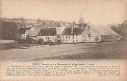Beon-la Chartreuse De Valprofonde - France