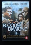 DVD Blood Diamond Léonardo Dicaprio - Autres