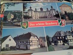 GERMANY DAS SCHONE SCLOSS  BENSBERG V1985 FX10621 - Germania