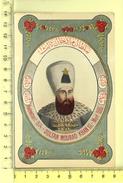 TURQUIE: Empire Ottoman,  Mourad Khan III Sultan De 1574 à 1595 - Turchia
