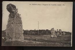 Frejus Fragment De L Aqueduc Romain - Frejus