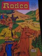 RODEO : Mensuel, Juillet 1992 , N°491 - Petit Format