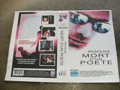 """Rare Film : """" Pasolini Mort D'un Poète """" - Drama"""