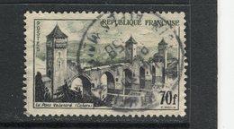 FRANCE - Y&T N° 1119° - Pont Valentré à Cahors - Gebraucht