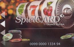 Casinokarte Casino Austria - Casino Cards