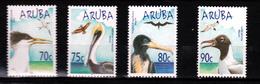Aruba 2004,4V,set,birds,vogels,vögel,oiseaux,pajaros,uccelli,aves,MNH/Postfris(A3073) - Non Classés