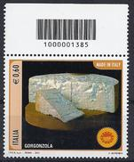 Italia 2011 Gorgonzola Con Codice A Barre/ Italien 2011 Postfrisch Mi-Nr. 3433 Mit Strichkode - Bar Codes