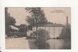 Auxerre Moulin Du Batardeau - Auxerre