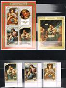 DO 5043 PENRHYN  XX  YVERT NRS 338/340 + BLOK 77 EN 78 COTE € 41,00 ZIE SCAN - Stamps