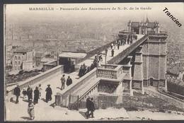 Passerelle Des Ascenseurs De N-D De La Garde - Notre-Dame De La Garde, Lift
