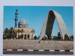 Mosque Ramadam 14 C / Unknown Soldier Monument  / Baghdad / Iraq - Iraq