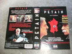 "Rare Film : "" Petain "" - History"