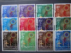 """BEAUX TIMBRES DE LA GRANDE SERIE DES PAYS D'EXPRESSION FRANCAISE """"UAMPT"""" , XX !!! - Stamps"""