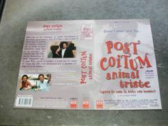 "Rare Film : "" Post Coïtum Animal Triste "" - Comedy"
