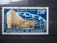 BEAU TIMBRE DE POSTE AERIENNE DU DAHOMEY N° 22 , XX !!! - Bénin – Dahomey (1960-...)