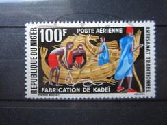 BEAU TIMBRE DE POSTE AERIENNE DU NIGER N° 26 , XX !!! - Niger (1960-...)