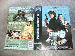 "Rare Film : "" Police Story 3 "" - Comedy"