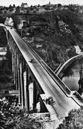 CPSM  DINAN - Le Viaduc - Dinan