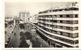 - MAROC - CPSM Vierge CASABLANCA - Place De France - Editions CAP 123 - - Casablanca
