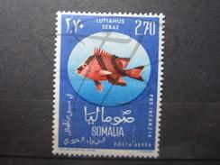 BEAU TIMBRE DE POSTE AERIENNE DE SOMALIE N° 17 , XX !!! - Somalia (1960-...)