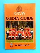 UEFA EURO 1996. - Holland Team Programme & Guide * Football Soccer Fussball Programm Programma Netherland Nederlandse - Bücher