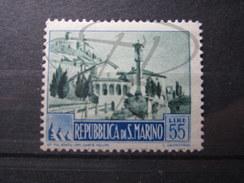 BEAU TIMBRE DE SAINT - MARIN N° 331A , X !!! - Nuovi