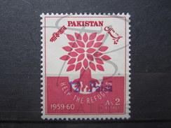 BEAU TIMBRE DU PAKISTAN N° 147 , XX !!! - Pakistan