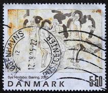 Denmark 2003   MiNr.1348 (O) KUNST   ( Lot  B 2242) - Usado