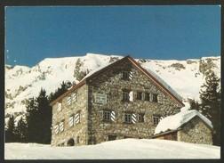 WANGS SG Pizol PRO ZÜRI-HUS Berggasthaus Vermietung Zürich 1985 - SG St. Gall