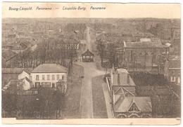 Leopoldsburg - Bourg-Léopold / Léopolds-Burg - Panorama - 1925 - Uitgave Kwaspen - Leopoldsburg