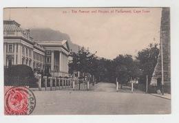 THE AVENUE AND HOUSES OF PARLIAMENT / CAPE TOWN - Afrique Du Sud