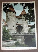 Amberg Bayr Ostmark Nabburger Tor - Allemagne - Amberg