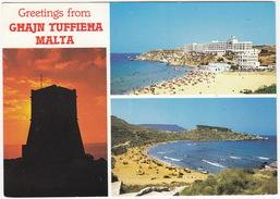 Ghain Tuffieha - (Malta) - Malta